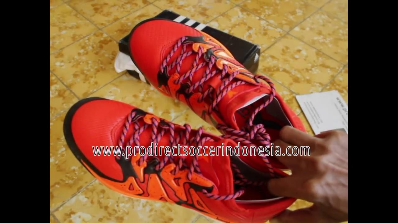 Sepatu Futsal Adidas X 15 1 Boost Solar Red Black B25498 Original Mizuno Sala Classic 2 In Yellow