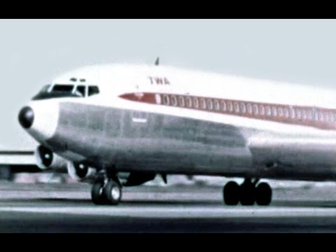 """TWA - Trans World Airlines - """"Up, Up and Away"""" - 1968"""