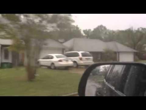 Tupelo tornado damage 4.28.14