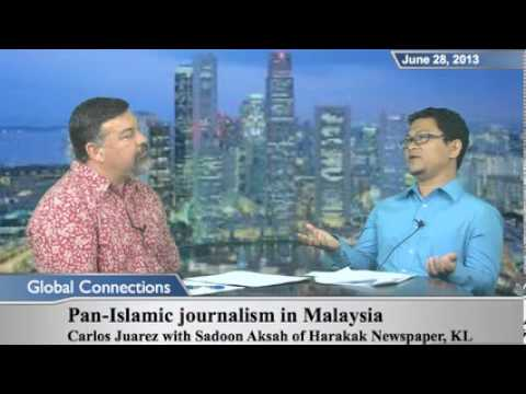 Pan-Islamic Journalism in Malaysia with Sadoon Aksah