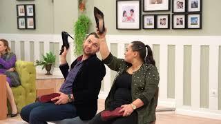 Evlilik Okulundaki Ayakkabı Oyunu Çok Eğlenceli 5
