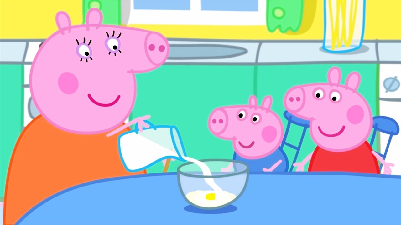 Peppa Pig Youtube Episodes Of World Videos Kids Cartoons Animation Movies Hd 1 Compilation