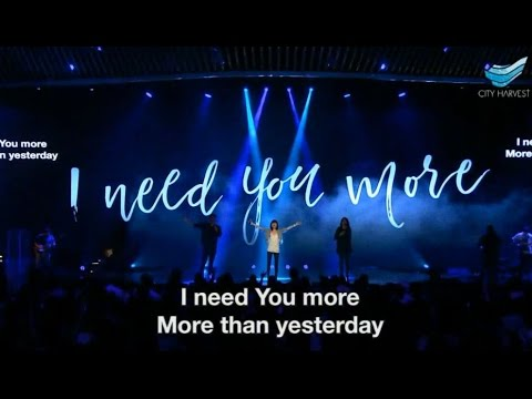 I Need You More (Jesus Culture) @CHC // Renata Triani