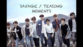 [#UNBeagles] UNB - Savage & Teasing Moments