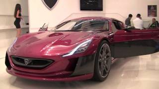 Fastest electric car in the world (IAA 2011)