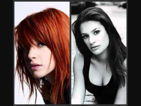 The Only Exception - Hayley Williams ft Lea Michele (GLEE)