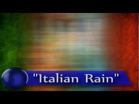"""Italian Rain"" by Richard Hart"