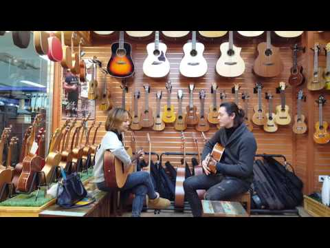 Where to buy musical instruments in Seoul, Korea - Nakwonsanga/Nakwon music mall