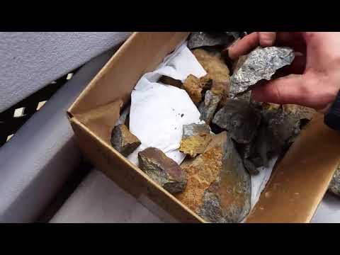 Titanium Ore!   ,   Old Copper Mine , 2018