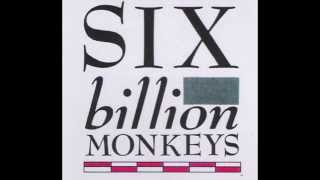 SIX BILLION MONKEYS-Swaying to the beat {dub mix}