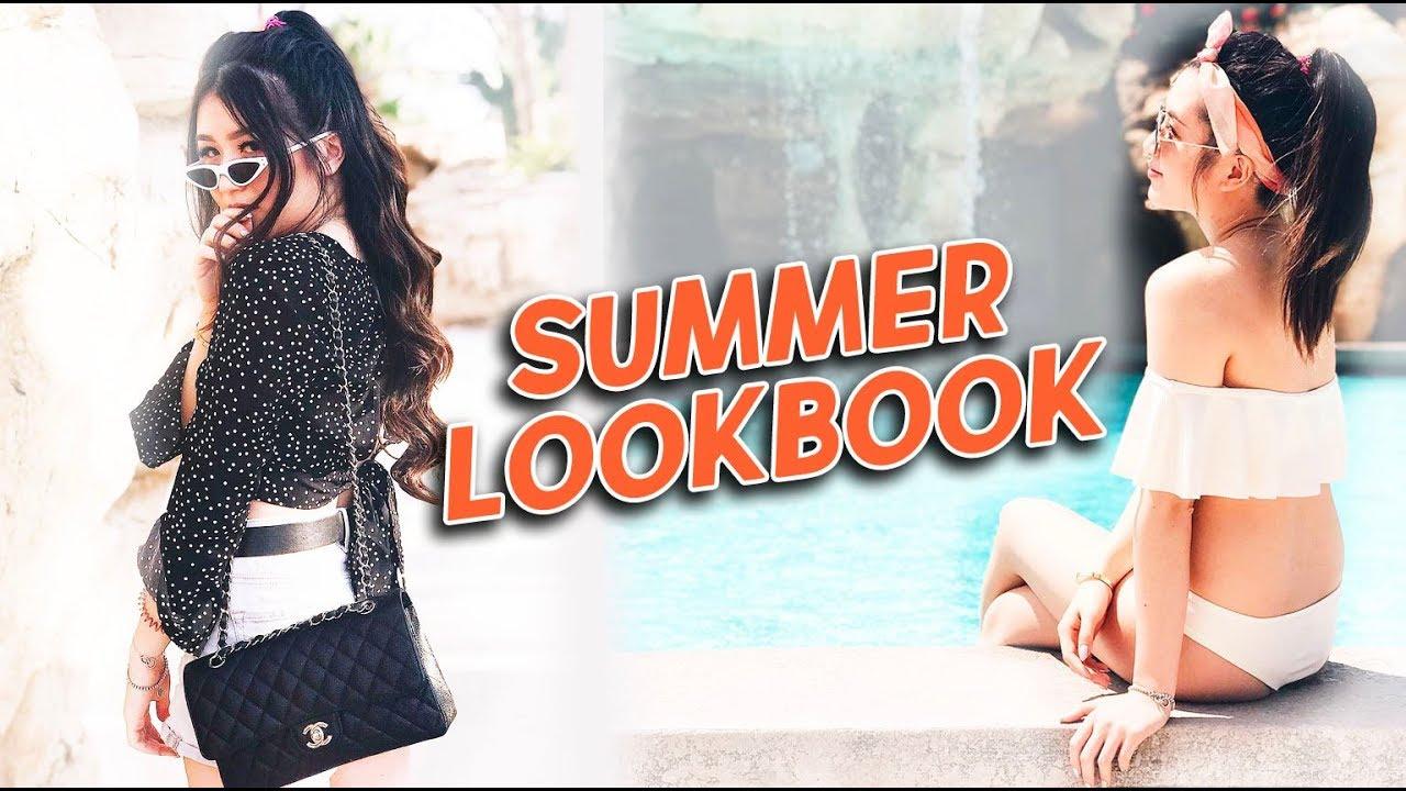 Spring/Summer Lookbook 2018 (in Florida!) 1