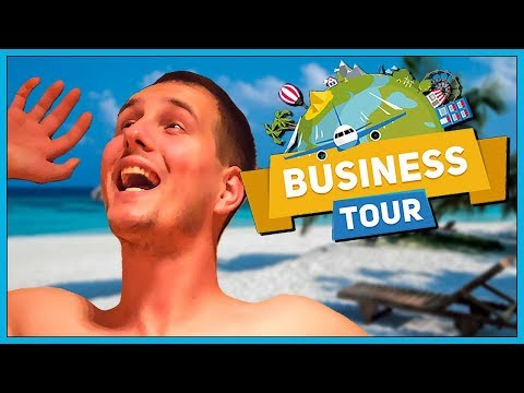 FERIESIMULATOR - Norsk Business Tour Let's Play