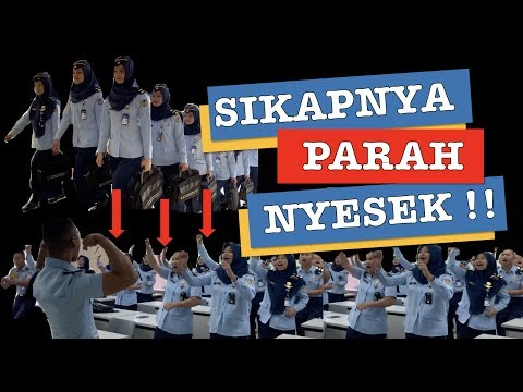 Ngintip Sikap Mahasiwa Di Kampus PKN STAN, Hasilnya NYESEK Seperti Ini...
