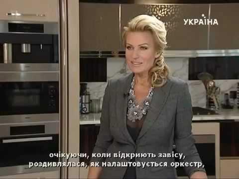 Екатерина Гусева на телеканале «Украина»
