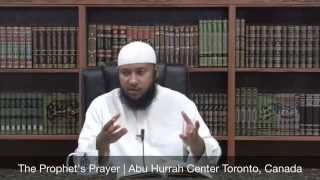 This is a clip from the Prophets Prayer Class taught by Shaykh Abu ...
