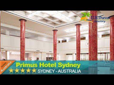 Primus Hotel Sydney - Sydney Hotels, Australia