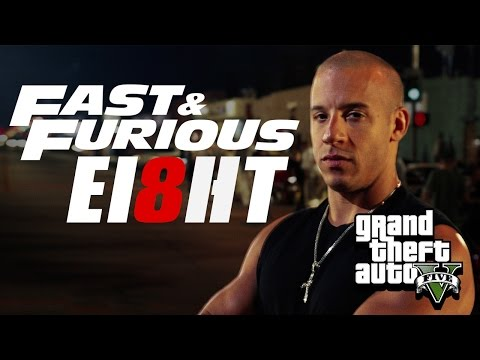 FAST AND FURIOUS 8 - GTA 5 Gameplay