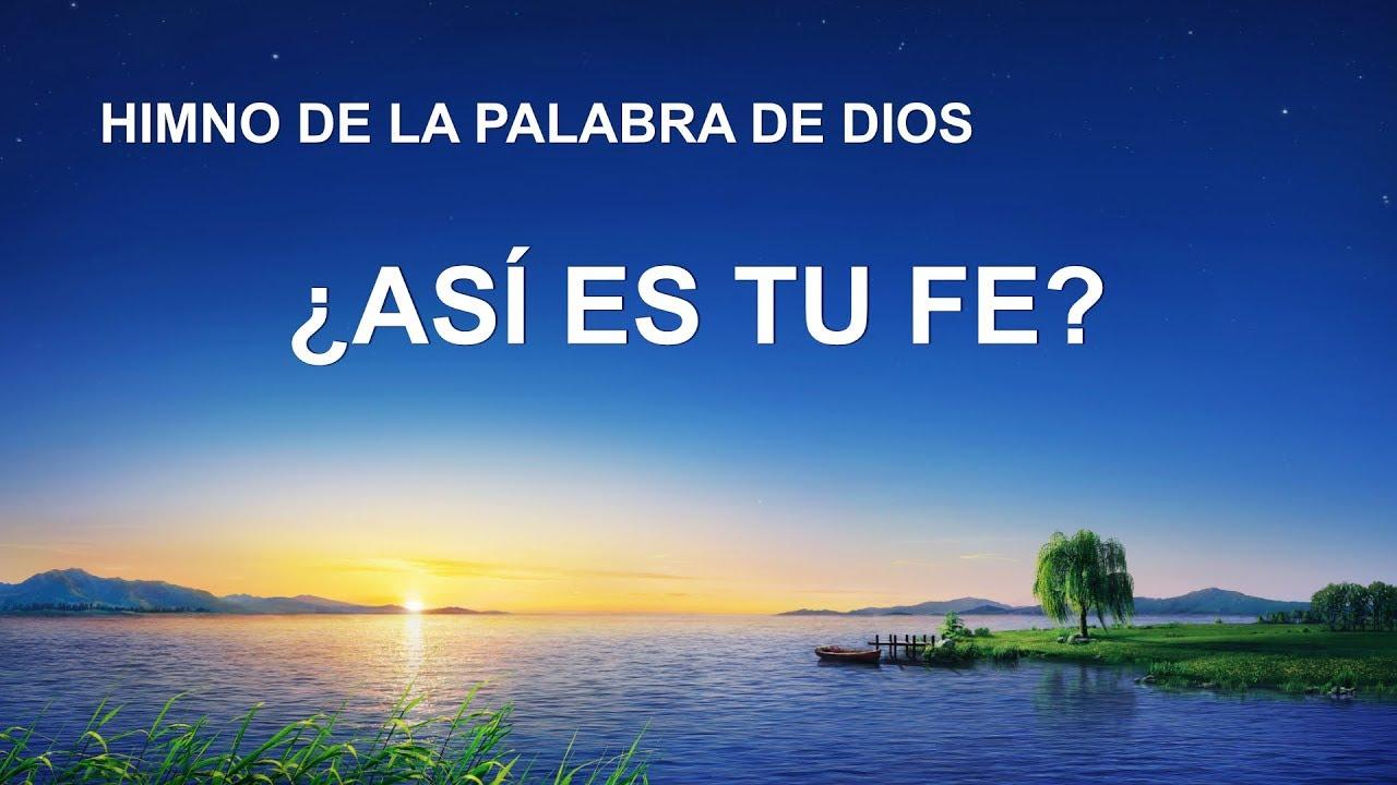Canción cristiana   ¿Así es tu fe?