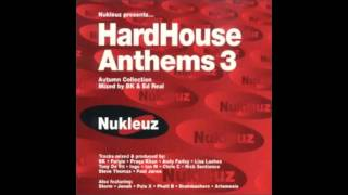 hardhouse anthems 3 - Mixed by bk