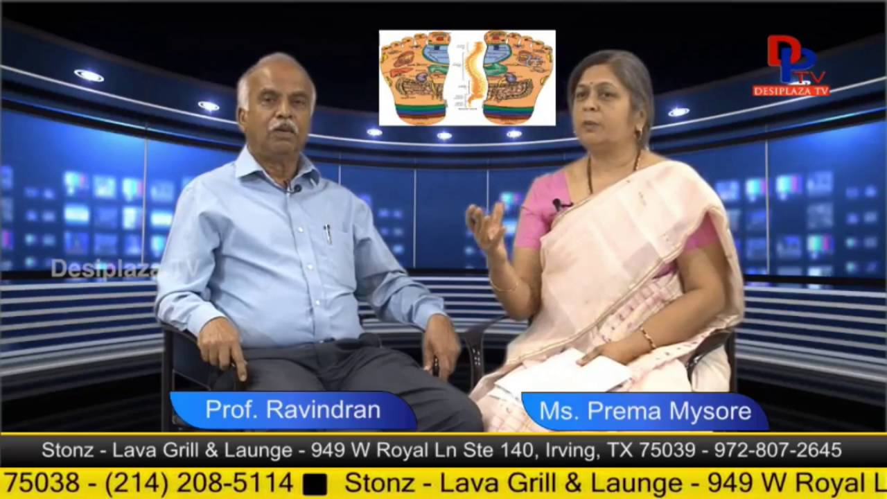 Part 2 Interview with Mr. Ravindran Kannan, Yantra Foundation, AcuPressure Expert