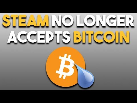 STEAM NO LONGER ACCEPTS BITCOIN And CLASSIC FRANCHISE COMING TO PC!