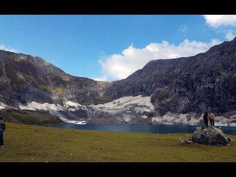 Tourism: Mirpur, Azad Kashmir to Ratti Gali Lake 2017 HD (Time-Lapse)