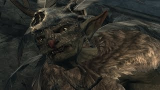 Skyrim Battle - Goblins vs The Skeletal Army