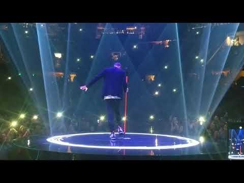 Justin Timberlake Laser Lights VIP 2018 Motw Amway Center