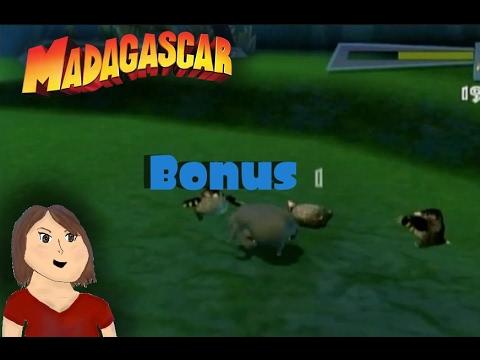 Let's Play Madagascar! Bonus 1- SOLO MINIGAME TIMES