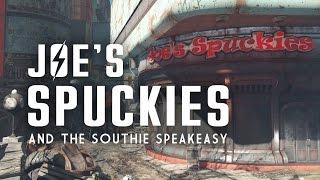 Joe s Spuckies, Postal Square, Parson s Creamery, the Southie Speakeasy - Fallout 4 Lore