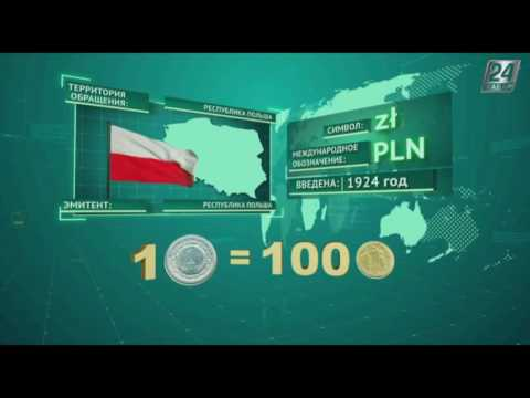 Время денег. Польский злотый
