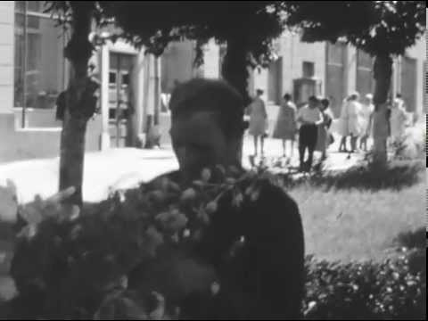 Тула, свадьба в ЗАГС на проспекте Ленина, вторая половина 1960-х