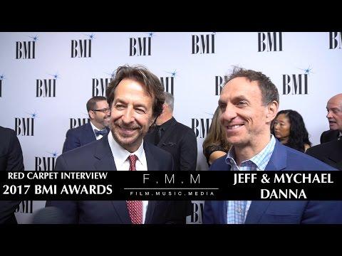 2017 BMI Awards: Jeff Danna & Mychael Danna