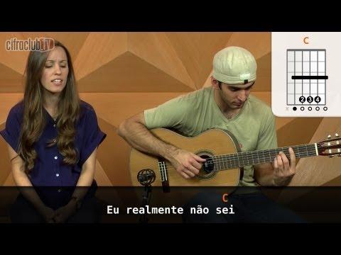Ainda Bem - Marisa Monte (aula de violão completa)