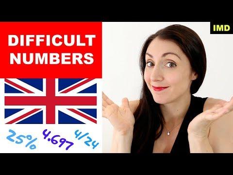 Talking Numbers - Intermediate English Lessons - English Like A Native