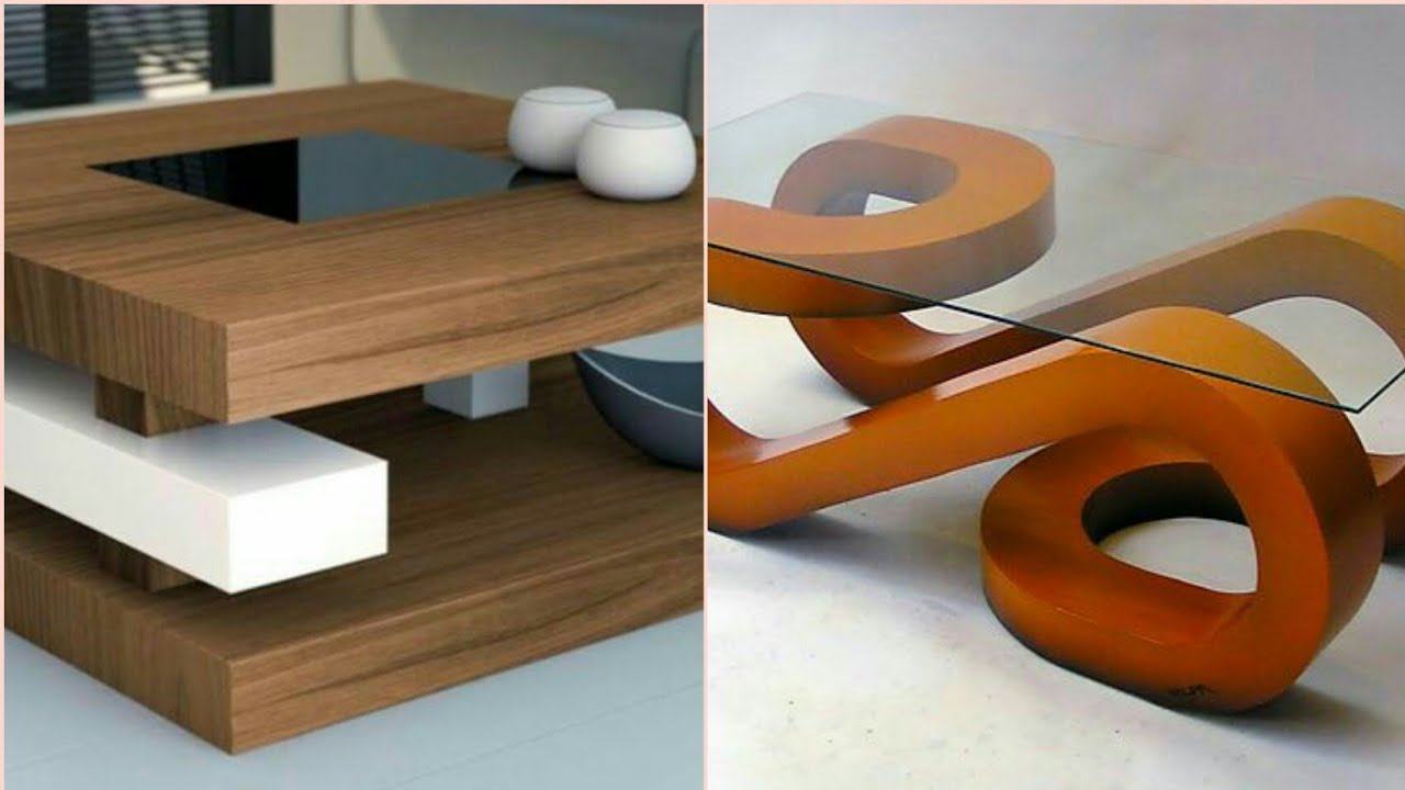 Most Beautiful And Amazing Designs Of Coffee Tables Youtube