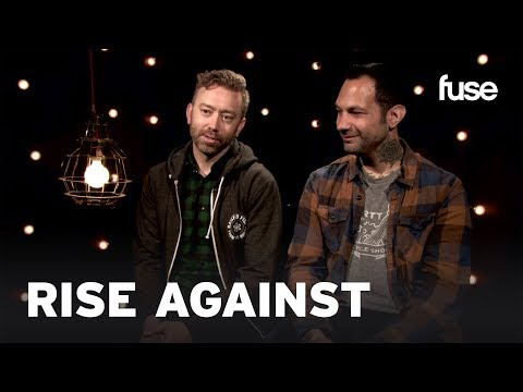 Rise Against Recall Recording Wolves In The Middle of Trump's America
