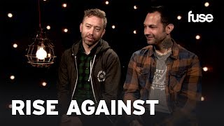 Rise Against Recall Recording Wolves In The Middle of Trump