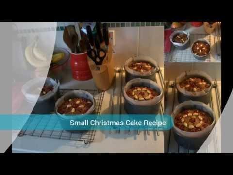 Best Christmas Cake Recipe