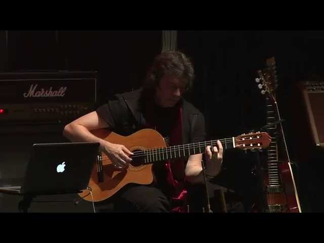 Djabe with Steve Hackett (ex. Genesis guitar): фантастика на аналоговой ленте