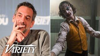 Todd Phillips Explains the 'Joker' Bathroom Dance Scene | Presented by Vudu