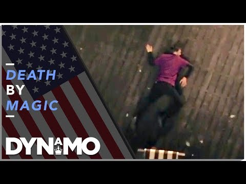 Dynamo | Death by Magic! (DO NOT TRY THIS AT HOME)
