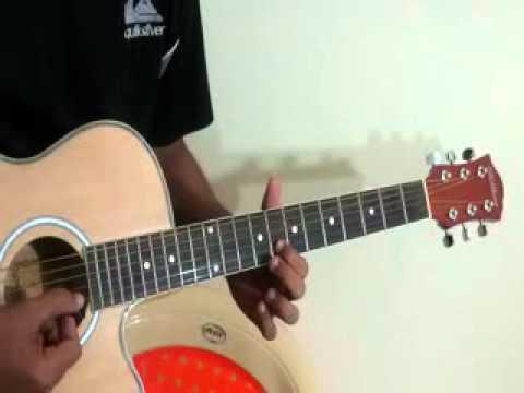 Learn -Mundhinam Guitar solo