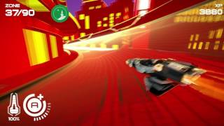 Wipeout 2048 Omega Collection 4K Unity Square ZONE 93 Mach X Feisar Prototype