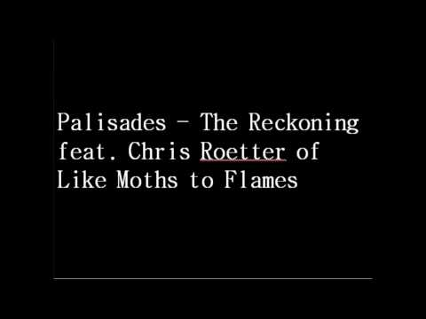 Palisades - The Reckoning Lyrics