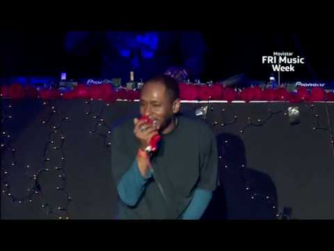 "Yasiin Bey (fka Mos Def) - ""Fresh"" (New Song 2017) Live in Argentina"
