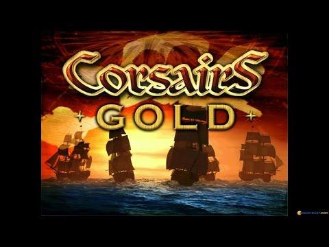 Corsairs Gold gameplay (PC Game, 1999)