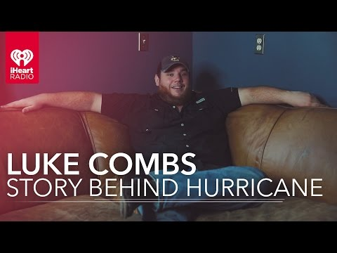 Luke Combs Hurricane  Exclusive Interview