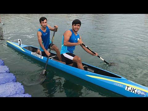 Таджикские гребцы собираются выиграть Олимпиаду