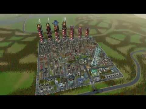 Sim City - Gotham City